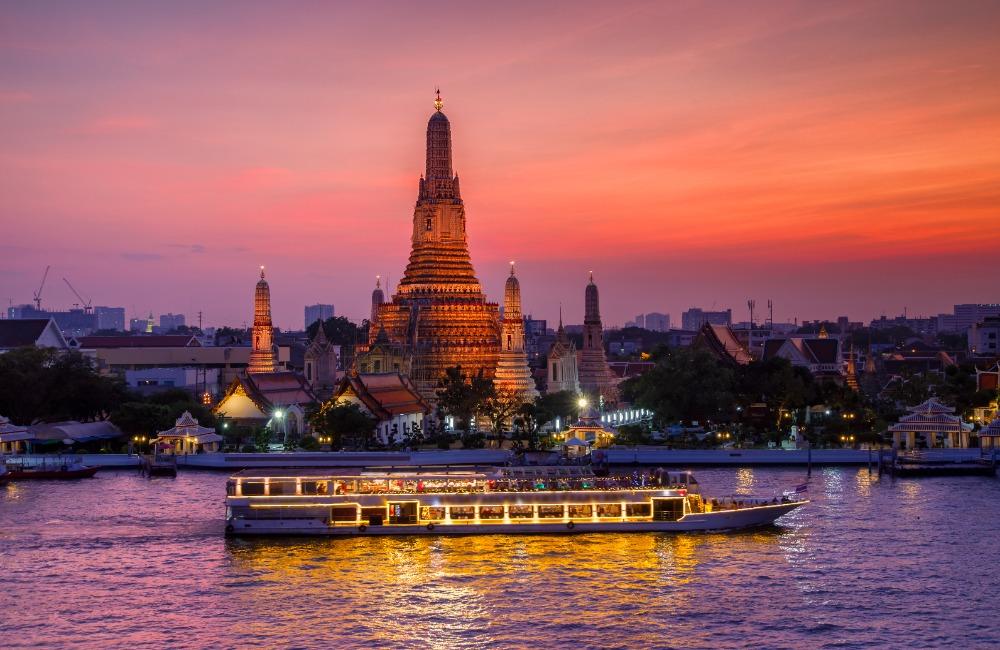 asian river cruise smaller